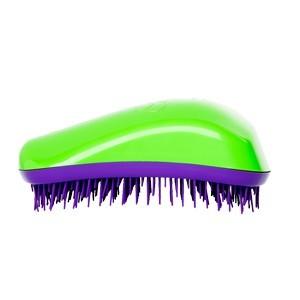 Dessata Original Green-Purple plaukų šepetys