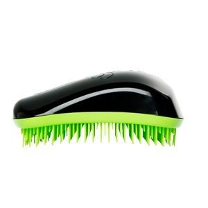 Dessata Original Black-Lime plaukų šepetys