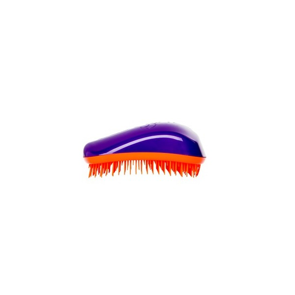 Dessata Original Purple-Tangerine plaukų šepetys