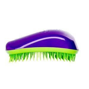 Dessata Original Purple-Lime plaukų šepetys