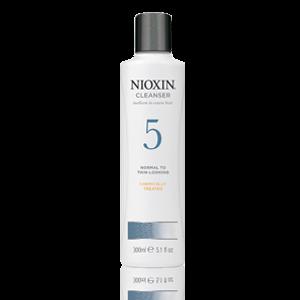 Nioxin CLEANSER SYSTEM 5 šampūnas, 300ml