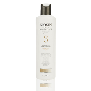Nioxin SCALP REVITALISER SYSTEM 3 balzamas, 300ml