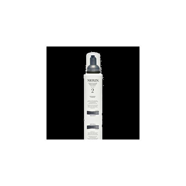 Nioxin SCALP TREATMENT SYSTEM 2 galvos odos gaiviklis, 100ml