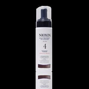 Nioxin SCALP TREATMENT SYSTEM 4 galvos odos gaiviklis, 100ml