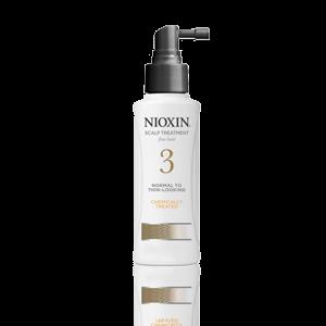 Nioxin SCALP TREATMENT SYSTEM 3 galvos odos gaiviklis, 100ml