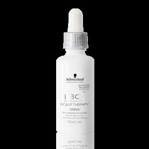 Schwarzkopf Professional Sensitive raminamasis galvos odos serumas, 30ml