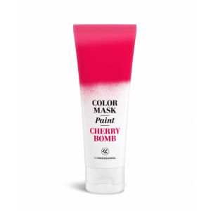 KC Professional Color tonuojamieji dažai (spalva – Cherry Bomb), 75 ml