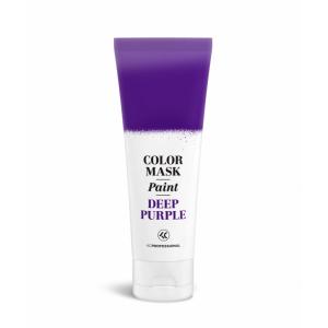 KC Professional Color tonuojamieji dažai (spalva – Deep Purple), 75 ml