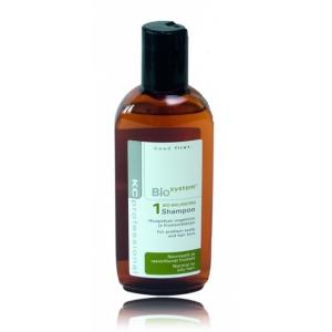 KC Professional Bio System šampūnas naikinantis riebias pleiskanas, 200ml