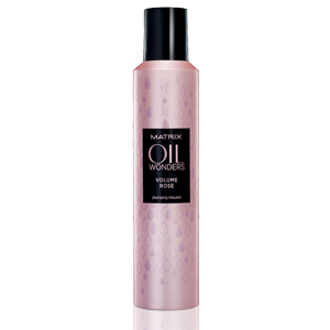 Matrix Oil Wonders Volume Rose apimtį didinančios putos, 250ml