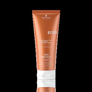 Schwarzkopf Professional BC SUN šampūnas su UVA-UVB filtru, 250ml