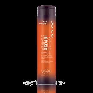 Joico Color Infuse Copper plaukų šampūnas su pigmentais, 300ml