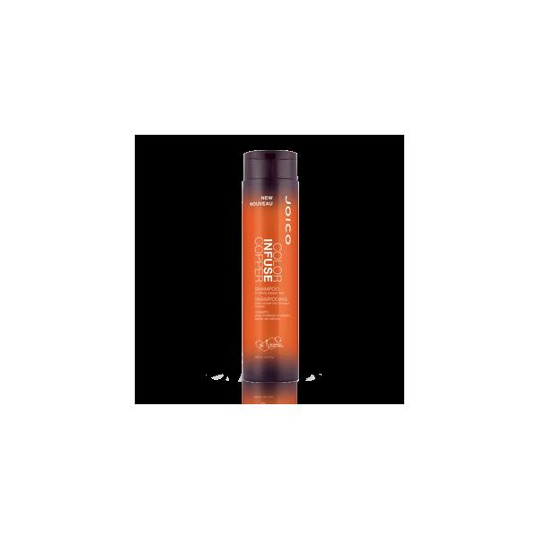 Joico Color Infuse Copper plaukų kondicionierius su pigmentais, 300ml