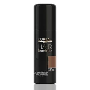 L'oreal Professionnel Hair Touch Up šaknų maskuojamoji priemonė (tamsiai šviesi), 75ml