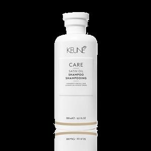 Keune Care Line Satin Oil šampūnas, 300ml