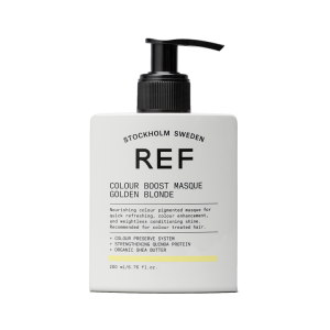 REF. Colour Boost Golden Blonde dažanti kaukė, 200ml