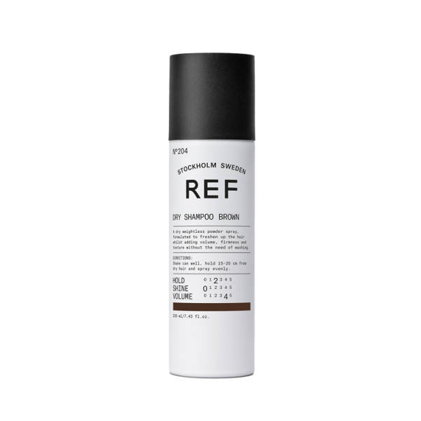 REF. Dry Shampoo sausas šampūnas, 220ml