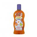 Crazy Kids Stuff spalvą keičiantis vonios skystis Orange, 300 ml