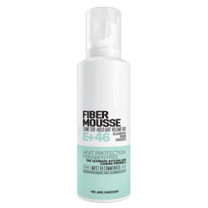 E+46 Volume Fiber Mousse putos, 200ml