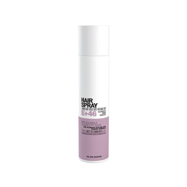 E+46 Hairspray