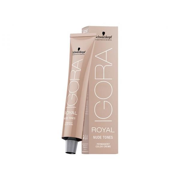 Schwarzkopf Professional IGORA Nude plaukų dažai, 60ml