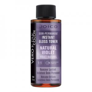 Joico Violet Instant Gloss Toner skysti tonuojantys plaukų dažai, 60ml