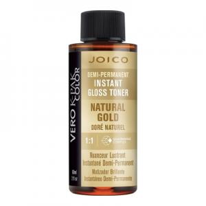 Joico Gold Instant Gloss Toner skysti tonuojantys plaukų dažai, 60ml