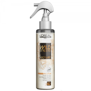 L'Oreal Professionnel TNA Wild Stylers Powder In Lotion purškiklis, 150ml