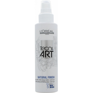 L'oreal Professionnel Tecni Art Natural Finish plaukų lakas, 150ml