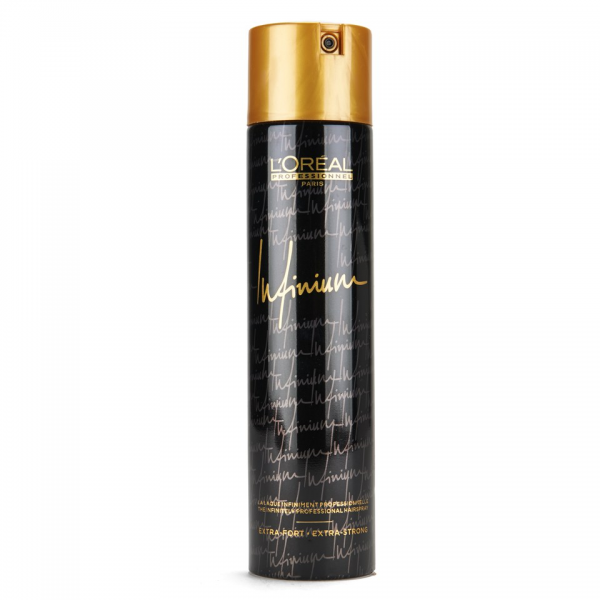 L'oreal Professionnel Infinium Extra Strong plaukų lakas, 300ml