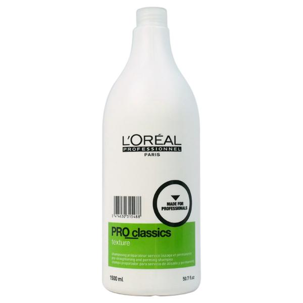 L'oreal Professionnel Pro Classics Texture šampūnas, 1500ml
