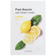 MISSHA Pure Source Cell Sheet kaukė su citrina, 21g
