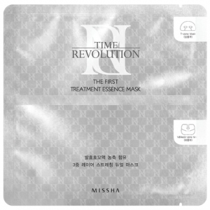 MISSHA Time Revolution The First Treatment Essence Mask kaukė, 33ml