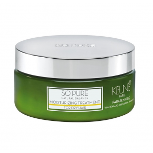 Keune So Pure MOISTURIZING TREATMENT kaukė, 200ml