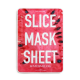 KOCOSTAR Slice Mask Sheet Watermelon kaukė, 20ml