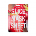 KOCOSTAR Slice Mask Sheet Strawberry kaukė, 20ml