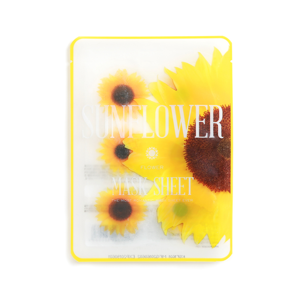 KOCOSTAR Mask Sheet Sunflower kaukė, 20ml