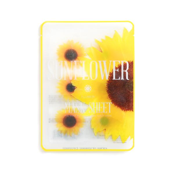 KOCOSTAR Mask Sheet Sunflower kaukė, 20ml