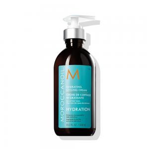 Moroccanoil Hydrating Styling Cream plaukų formavimo kremas, 300ml