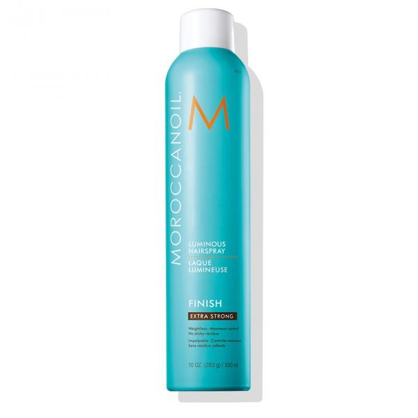 Moroccanoil Luminous Hair Spray Strong plaukų lakas, 330ml