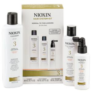 Nioxin TRIALKIT SYSTEM 2 rinkinukas (150ml, 150ml, 50ml)