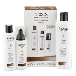 Nioxin TRIALKIT SYSTEM 3 rinkinukas (150ml, 150ml, 50ml)