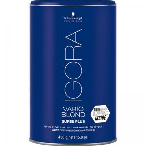 Schwarzkopf Igora Vario Blond Extra plaukų šviesinimo milteliai, 450g