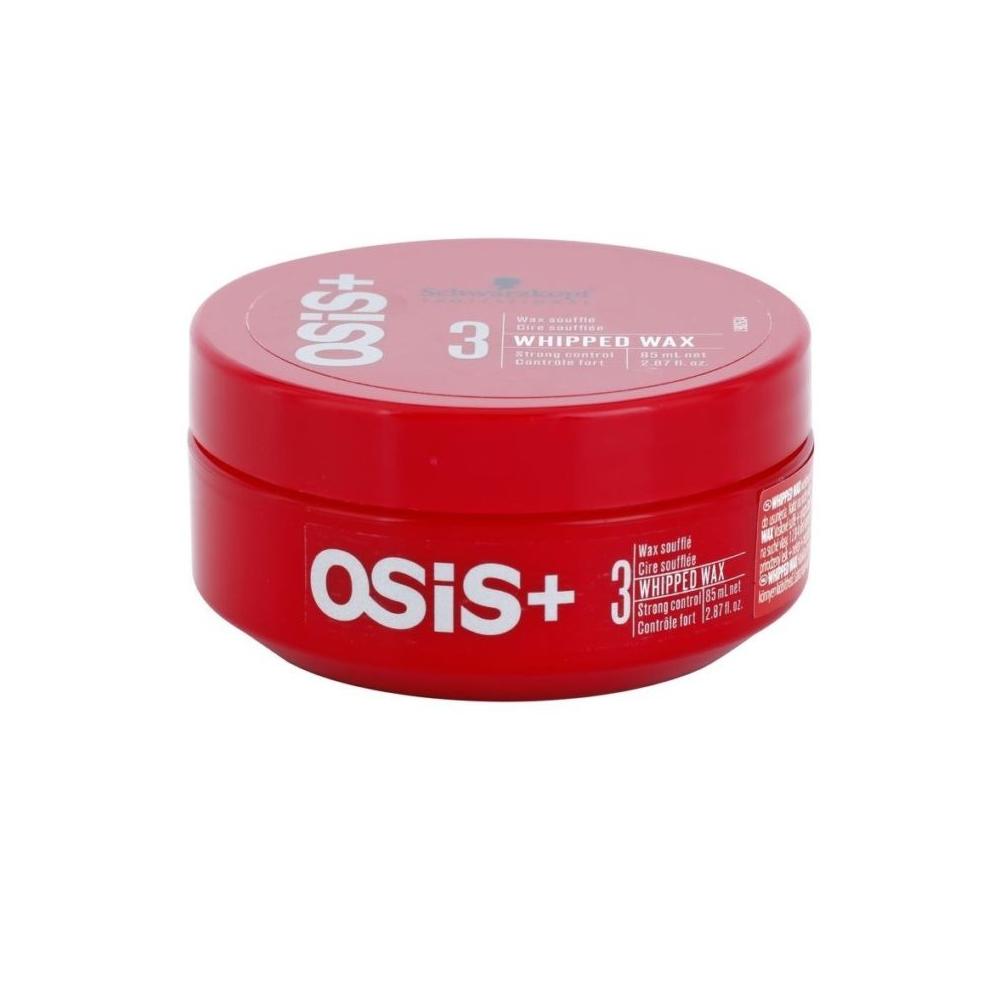 Schwarzkopf Professional OSiS+ Whipped Wax putų ir vaško suflė, 75ml