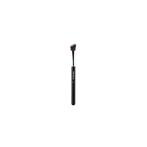 MilanoBrush 723 Small Angled Face Brush mažas šepetėlis kontūravimui