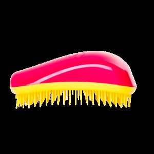 Dessata Original Fuchsia-Lime plaukų šepetys