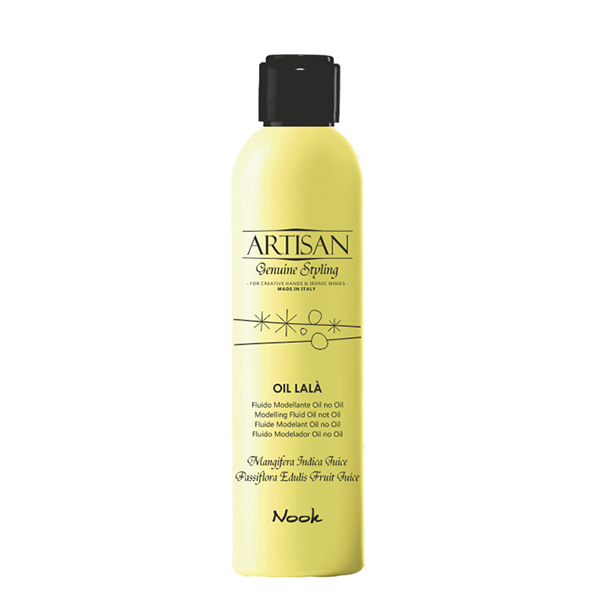 NOOK Artisan Riccioletto garbanų fluidas, 200 ml