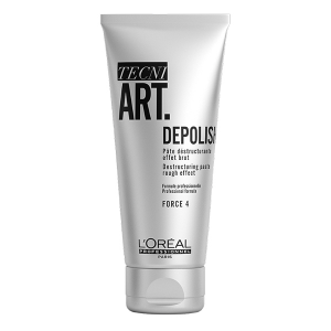 L'Oreal Professionnel Depolish Ultimate Deconstructing Paste modeliavimo pasta, 100ml