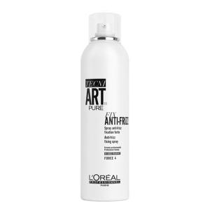 L'Oreal Professionnel Fix Anri-Frizz Techni art (4) plaukų lakas, 400ml