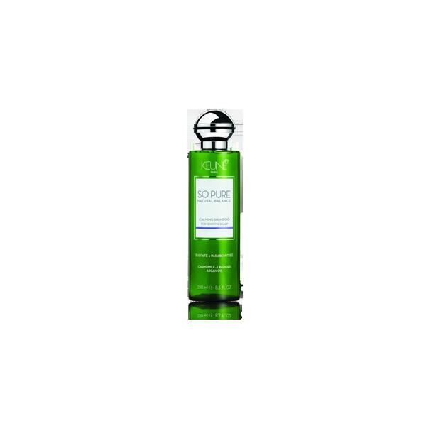 Keune So Pure raminantis šampūnas CALMING SHAMPOO, 250ml